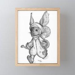 Nono Framed Mini Art Print