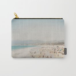 summer time in Santa Monica ... Carry-All Pouch