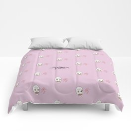 Fifty N' Awe Comforters
