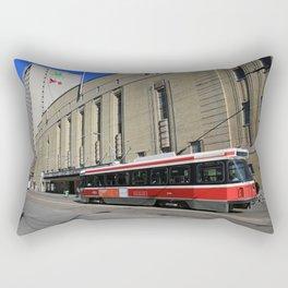 Red Rocket 23 Rectangular Pillow