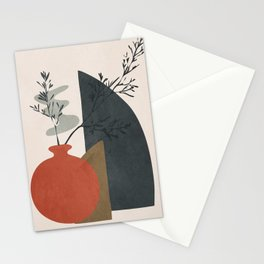 Abstract Elements 12 Stationery Cards