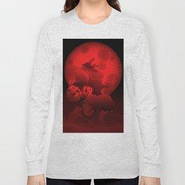Night of the Wolf Long Sleeve T-shirt