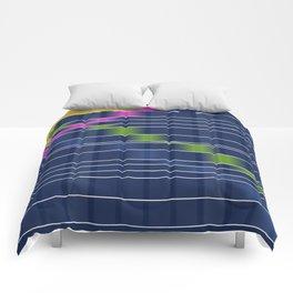Drunken Geometry Comforters