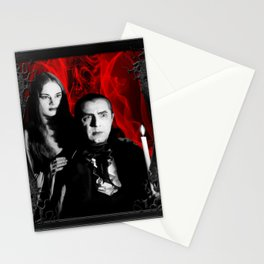 MARK OF THE VAMPIRE 4 (1935) Stationery Cards