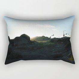 Topanga Canyon Rectangular Pillow