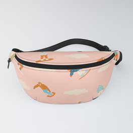 Snowboarding Fanny Pack