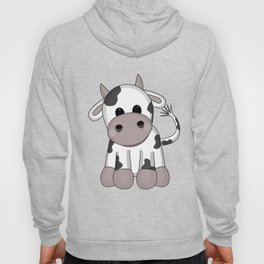 Cuddly Cow Hoody