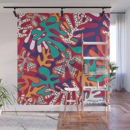 Matisse Pattern 009 Wall Mural