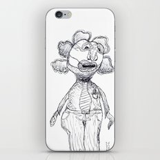 Wendell Can't Wait Until Tomorrow, Casual Friday iPhone & iPod Skin