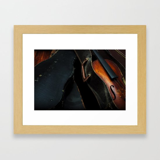 Old Violin by misplacedfocus