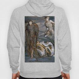 """Edward Burne-Jones """"The Finding of Medusa"""" Hoody"""
