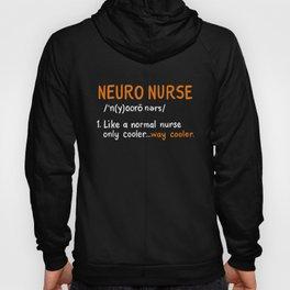 Neuro Nurse Definition Hoody