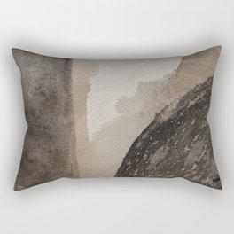 Estudio abstracto Rectangular Pillow