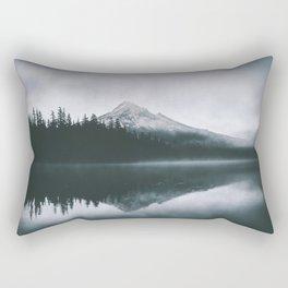 Mount Hood VIII Rectangular Pillow