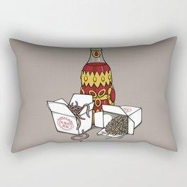 Santa Carla Takeaway Rectangular Pillow