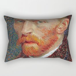 Van Gogh 1887 Rectangular Pillow