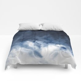 Agate Clouds Comforters