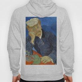 Vincent van Gogh - Dr Paul Gachet Hoody