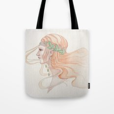 Lady of Lorien Tote Bag