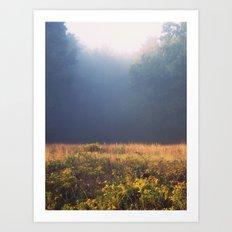 Mother Nature's Palette Art Print