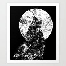 The Howling Art Print