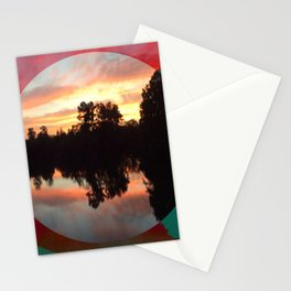 Artisan's view cleared Stationery Cards