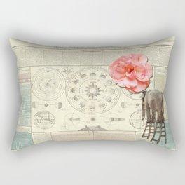 The tenacity of love Rectangular Pillow