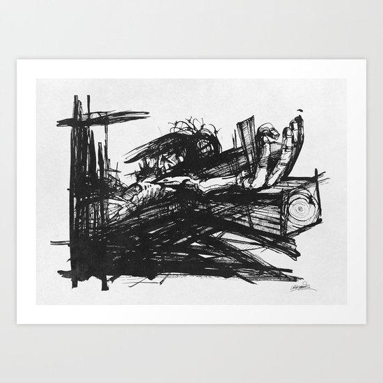 Jesman Art Print