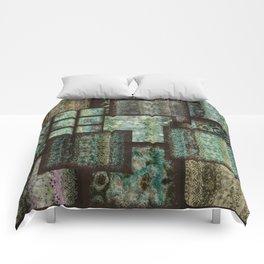 Bohemian Combo Brown Comforters