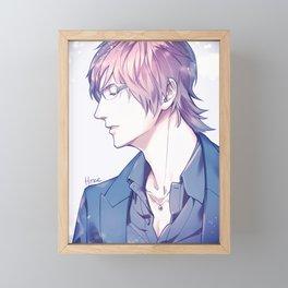 Ignis Framed Mini Art Print