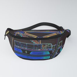 Night-time Sky Ride Fanny Pack