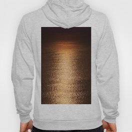 The Smoke Filtered Light from the Sonoma County Fires Hoody