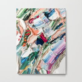 Tessa Palette  Metal Print