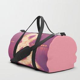 Neon Ampersand Duffle Bag