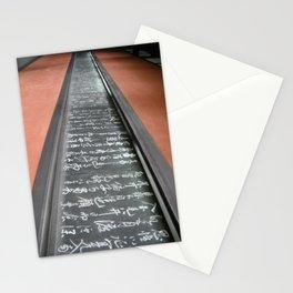 Wall of Wisdom Stationery Cards