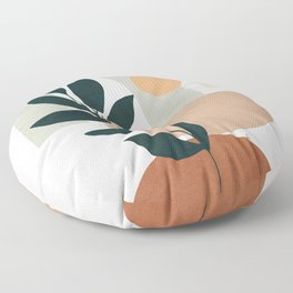 Soft Shapes IV Floor Pillow