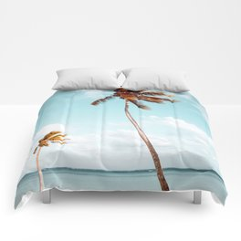 Dominican Republic Palm Beach Comforters