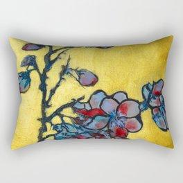Perfume #Society6 #buy art  #decor Rectangular Pillow