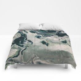 Galaxy Marble Swirl Comforters