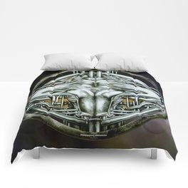 """Astrological Mechanism - Taurus"" Comforters"