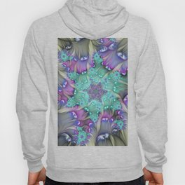 Find Yourself, Abstract Fractal Art Hoody