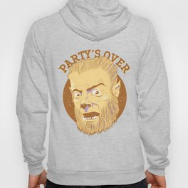 The Wolfman Kindly Requests (v1) Hoody