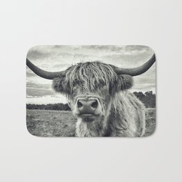 Highland Cow II Bath Mat