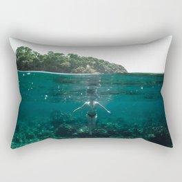 Floating Rectangular Pillow