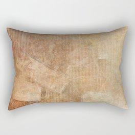 Antique Vintage Textured Background Rectangular Pillow