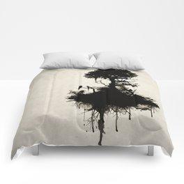 Last Tree Standing Comforters