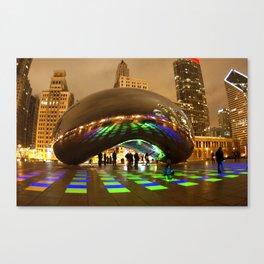 luminous field Canvas Print