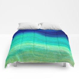 SEA BEAUTY 3 Comforters