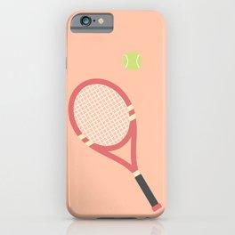 #19 Tennis iPhone Case
