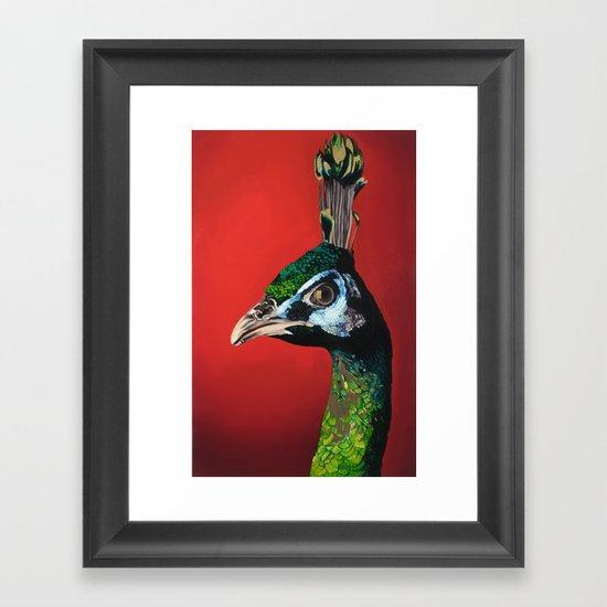 Dingle H. Peabody Framed Art Print